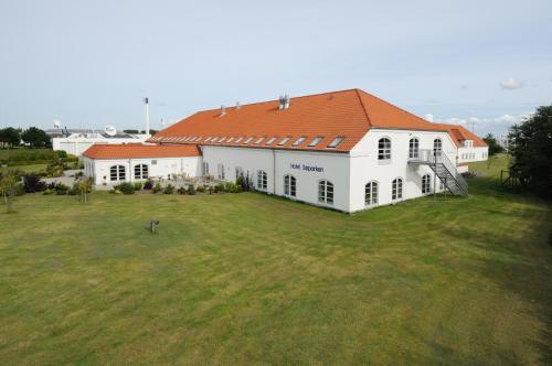 Søparken, Pension in Åbybro bei Aalborg