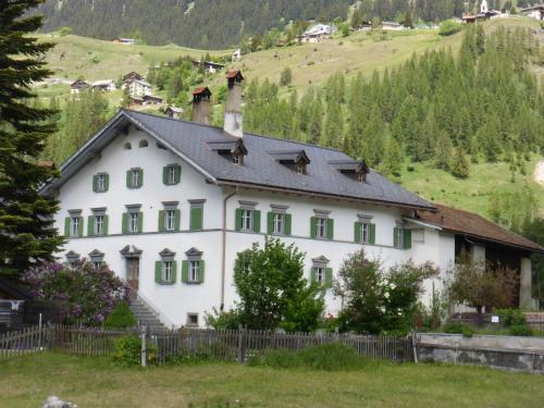 Haus Buol Bergün - Apartment - Bergün / Bravuogn