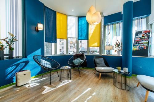 Ibis Styles Lyon Croix Rousse - Hôtel - Lyon