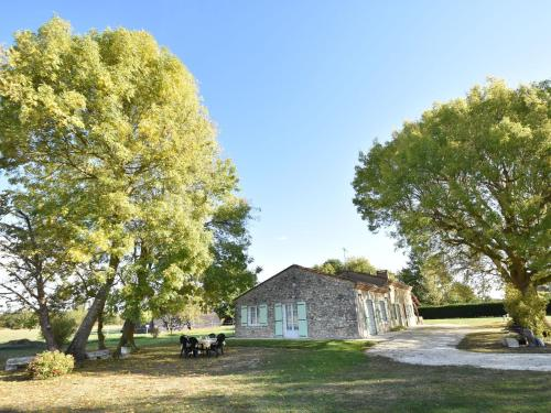 . Cozy Holiday Home with Garden in Saint-Nexans France