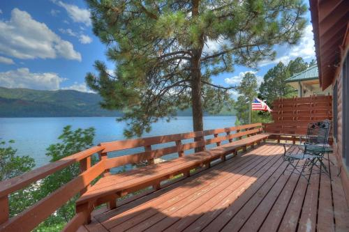 Accommodation in Vallecito