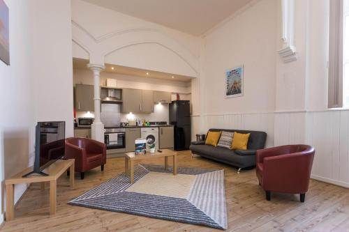 . James Reckitt Library Serviced Apartments - Hull Serviced Apartments HSA
