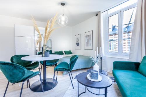Le Lounge de la Cathédrale - Location saisonnière - Amiens