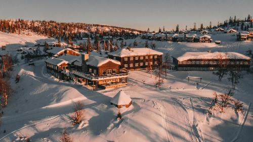 Danebu Kongsgaard - Hotel - Aurdal