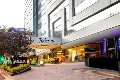 . Radisson Bogota Metrotel