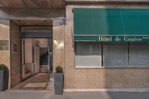 Hôtel de Genève photo 11