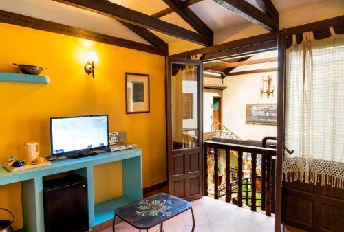 Rustic Double Room Hotel Spa La Casa del Rector 20
