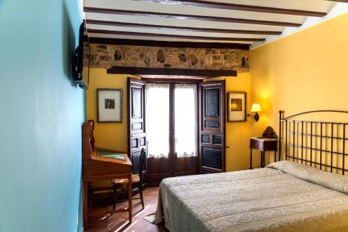 Rustic Double Room Hotel Spa La Casa del Rector 21