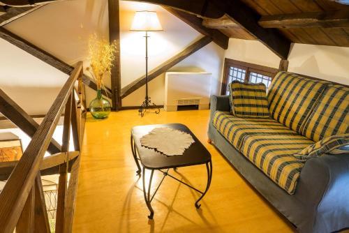 Rustic Double Room Hotel Spa La Casa del Rector 22