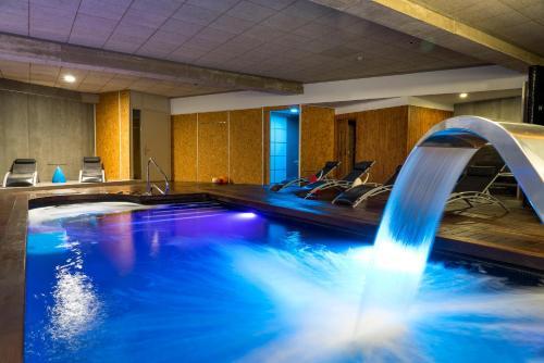 Double Room with Spa Access Hotel Spa La Casa del Rector 6