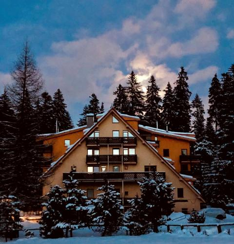 . Ski apartmány Spiežovec Donovaly