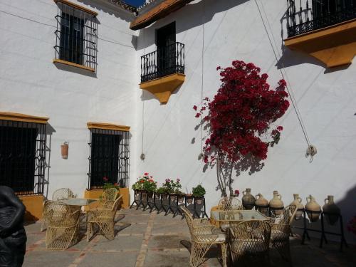 Habitación Doble - 1 o 2 camas B&B Hacienda el Santiscal 43