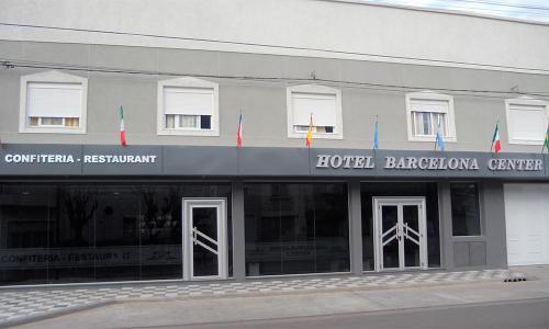 . Hotel Barcelona Center