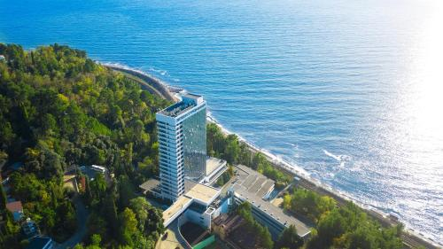 Санаторий Электроника - Electronika Health Resort - Hotel - Khosta