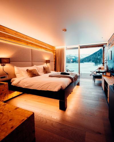 Au Club Alpin - Hotel - Champex-Lac