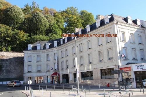 The Originals City, Hôtel Continental, Poitiers (Inter-Hotel) - Hôtel - Poitiers