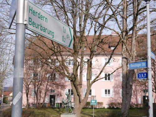 . Apartment Zweite Heimat Freiburg
