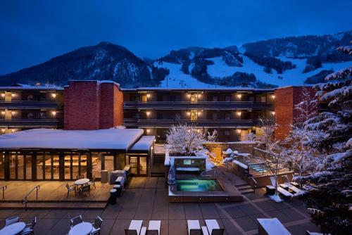 . Aspen Square Condominium Hotel