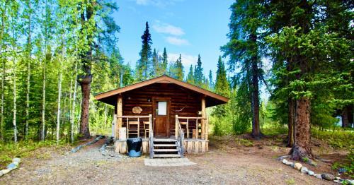 . Carlo Creek Cabins
