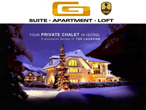 Grütter Luxury Apartments Ischgl