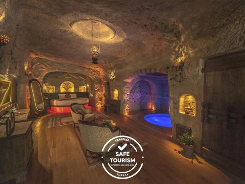 Kapadokya Hill Hotel & Spa (12+) - Nevsehir