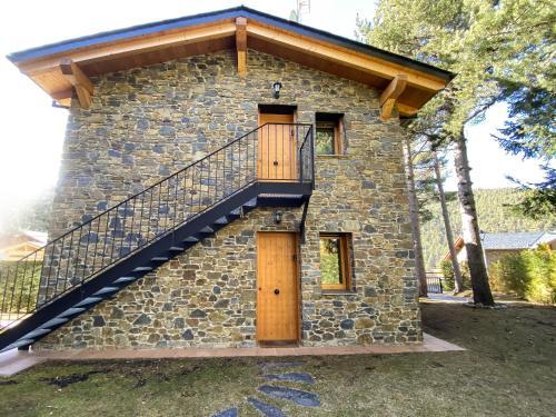 Casa MARAVILLA 8 pax. Deporte y relax exclusivo! - Chalet - La Molina