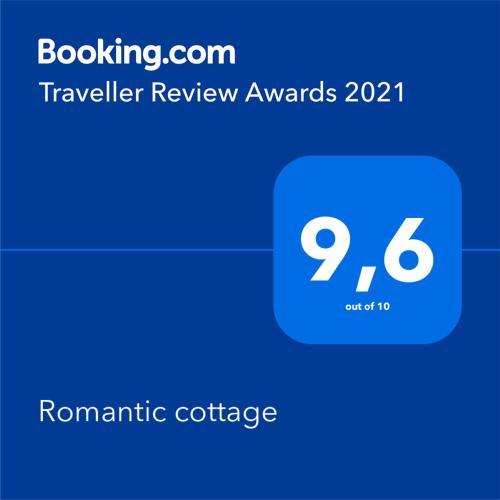 Romantic cottage - Accommodation - Podbořanský Rohozec