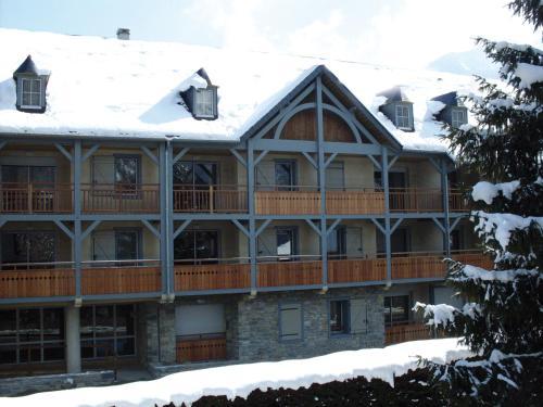 Lagrange Vacances Le Clos Saint Hilaire*** - Accommodation - Saint-Lary Soulan