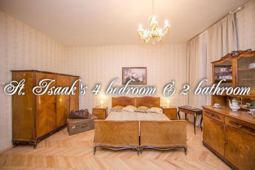 . St. Isaak's 4 bedroom & 3 bathroom