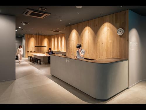 Capsule Plus Yokohama Sauna & Capsule