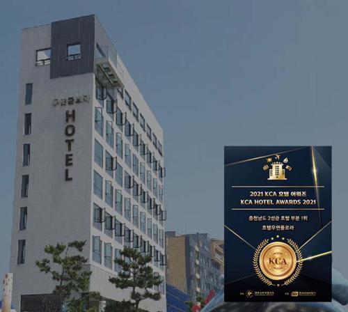 屋勇弗洛拉酒店 Hotel Wooyeon Flora