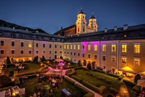 . Schlosshotel Mondsee