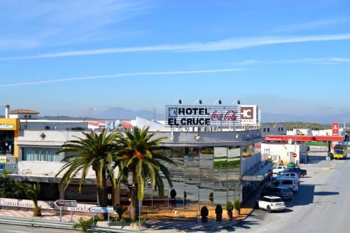 . Hotel El Cruce