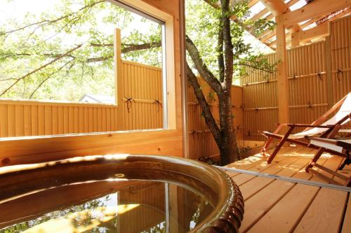 Japanese-Style Room with Open Air Bath - Non-Smoking