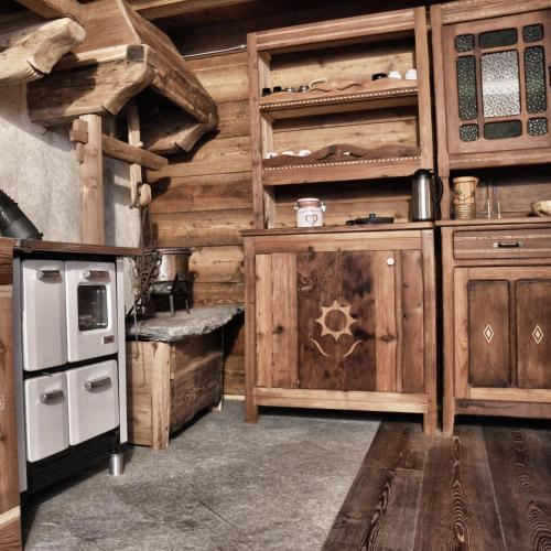 La Maison de Grand Maman - Accommodation - Champorcher