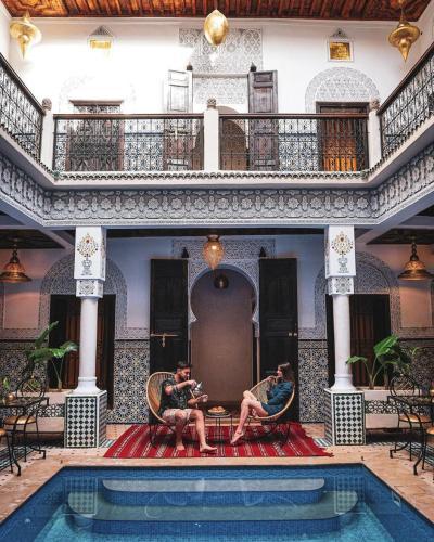 . Riad Medina Art Suite & heated Pool