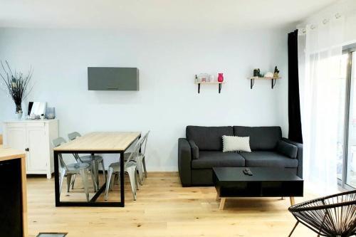 Nouveau-appartement 39m2 Cosy- Centre Vannes - Location saisonnière - Vannes