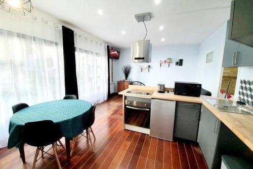 Nouveau 33m2-appartement Cosy- Centre Vannes - Location saisonnière - Vannes
