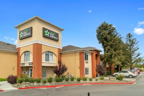 Extended Stay America Suites - San Francisco - San Mateo - SFO - Hotel - San Mateo