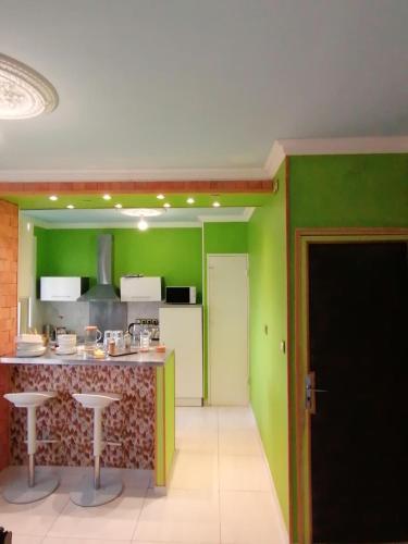 HYPERCENTRE appartement B confort à bas coût - Chambre d'hôtes - Toulouse
