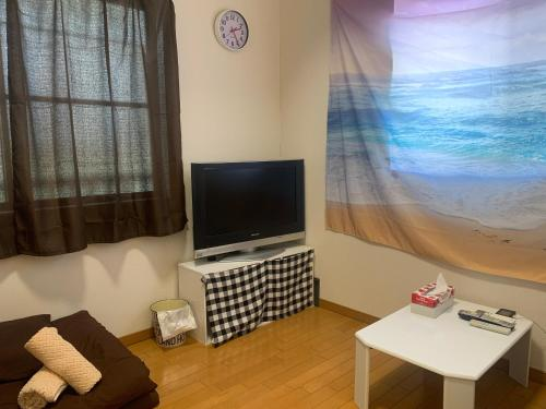 OpenSale人気の新宿エリアで貸切アパート FREE Wi-Fi アクセス良好3人宿泊可能