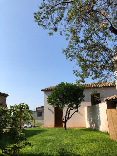 La casa del mandarino di Borgo Carbone