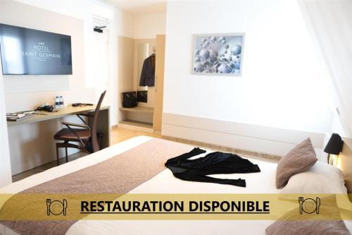 Hôtel Le Saint Germain - Hôtel - Aulnay-sous-Bois