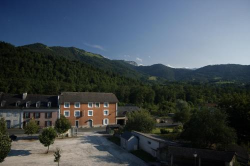 Accommodation in Peyrouse