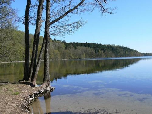 . Nocleg nad Jeziorem Hańcza - B.Danowska
