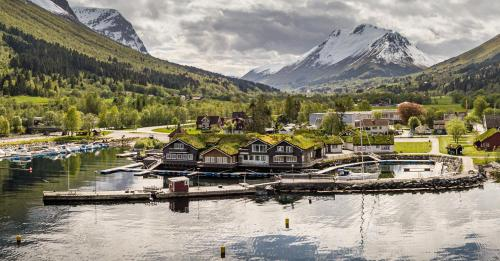 . Sagafjord Hotel – by Classic Norway Hotels