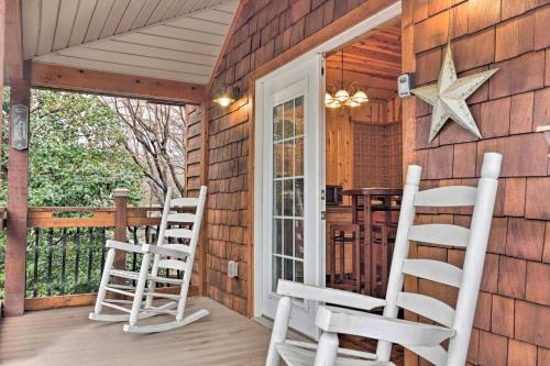 'The Boat House' - Charming Creekside Getaway - Apartment - Hot Springs