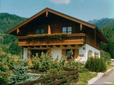 Ferienwohnungen Schäfer Franz - Hotel - Schleching