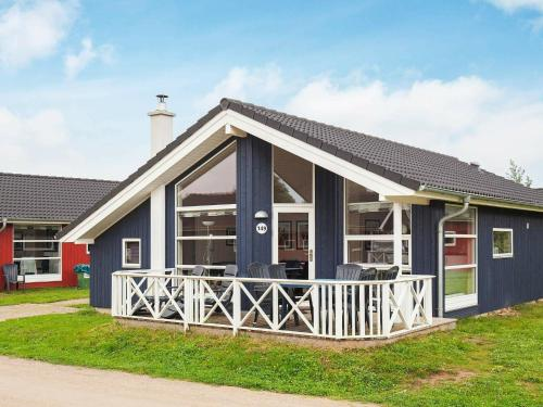 . Two-Bedroom Holiday home in Großenbrode 1