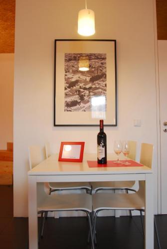 Evora Loft 房间的照片
